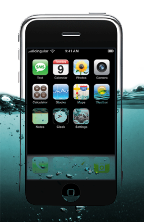 Iphon_water