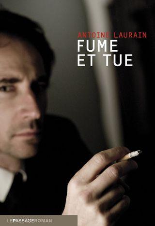 Livre+-+Laurain+-+Fume+et+tue