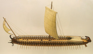 300pxmodel_of_a_greek_trireme